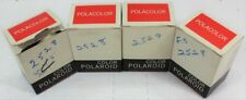 Lot of 4 Polaroid Color Land Picture Roll Film Type 38 Unused Dated: Sept 1967
