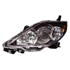 2006 2007 MAZDA 5 HEAD LAMP LIGHT HALOGEN LEFT DRIVER SIDE
