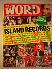 The word magazine May 2009 - Island Records