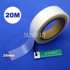 Seam Sealing Tape Iron On Hot Melt 2 layer Waterproof PU Coated Fabrics 20mm USA