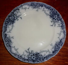 Antique Alfred Meakin Transferware Albemarle Blue Floral Plate (s)