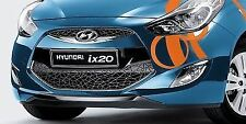 Genuine Hyundai Ix20 Piastra Paramotore Anteriore e Posteriore 1K300ADE00