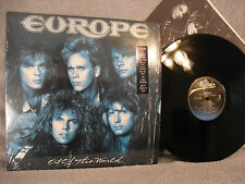 Europe, Out Of This World, Epic Records E 44185, 1988, Soft Rock