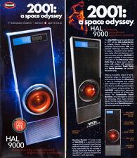 HAL 9000 Computer + LED 2001:  Odyssee im Weltraum 1:1 Model Kit Moebius 2001-5