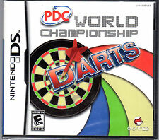 PDC World Championship Darts Game for Nintendo DS / 3DS / 2DS SEALED NEW