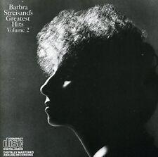Barbra Streisand - Greatest Hits 2 [New CD]
