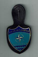 NATO Verbandsabzeichen auf Leder STANAVFORMED 2#