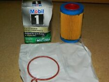 NEW MOBIL 1 M1C-255A EXTENDED PERFORMANCE OIL FILTER HIGH EFFICIENCY CAPACITY