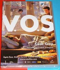 V.O.S. Cesc Gay -DVD R2- Subtitles in English - Precintada