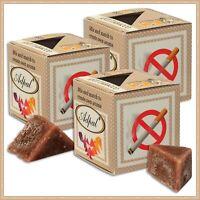 3 x Duftwachs Anti-Tabak   Aroma Wachs Duftkerze Schmelzwachs Aromatic