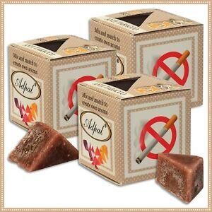 3 x Duftwachs Anti-Tabak | Aroma Wachs Duftkerze Schmelzwachs Aromatic