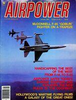 Vintage Airpower Magazine January 1985 McDonnell Douglas F-85 Goblin  m338