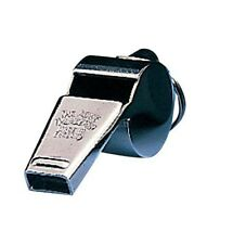Acme Water Sports Nickel Plated High Pitch Thunder 591/2 Whistle Pack Of 12
