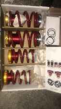 GROUND CONTROL OFFICIAL SPEC E30 COILOVER CONVERSION KIT