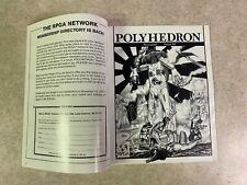 POLYHEDRON Issue 20 Volume 4 Number 5 1984 RPGA Newszine TSR Magazine #T923