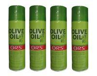 ORS Organic Root Stimulator Olive Oil Nourishing **Sheen Spray** 481ml pack of 4