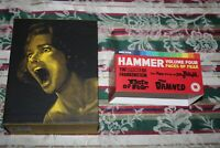 THE HAMMER VOLUME FOUR - FACES OF FEAR BOX SET- BOX AND BAND ONLY!!!