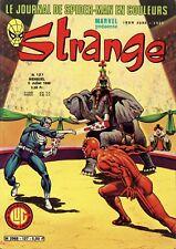 Strange N°127 - Marvel Comics - Eds. LUG - 1980