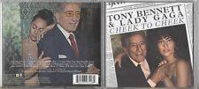 TONY BENNETT & LADY GAGA - Cheek To Cheek - 2014 CD Album      *FREE UK POSTAGE*