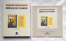Tintin Dossier de presse Droles de plumes  LOT BD 2003 / HERGE / CASTERMAN Rare