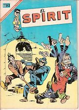 El Spirit (The Spirit) #14 1967  Spanish, Will Eisner from Mexico Good or better