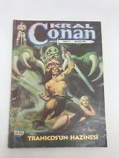 KING CONAN #4 - Foreign Comic Book - 2000s - VERY RARE - 6.5 FN+