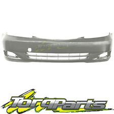 FRONT BAR COVER SILVER SUIT TOYOTA CAMRY CV36 02-04 SERIES 1 BUMPER