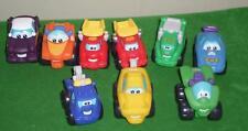 Tonka Mini Wheel Pals Chuck & Friends Lot Dump Truck Dune Buggy