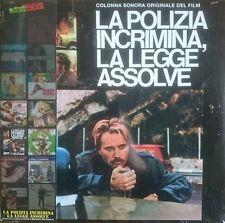 Guido And Maurizio De Angelis La Polizia Incrimina, La Legge Assolve OST LP 1973