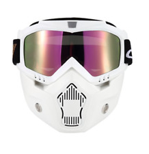 Anti-fog Safety Full Face Mask Shock Resistance Protective Eyewear Mask Tactical