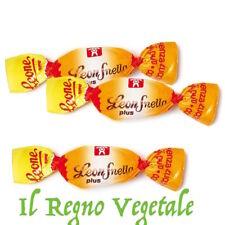 LEONE Caramelle LEONSNELLA Plus PROPOLI-AGRUMI SENZA ZUCCHERO NE GLUTINE 100g