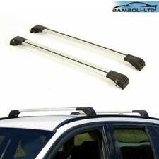 FIT JEEP RENEGADE TRAILHAWK Roof Racks Cross Bars Cross Rails  SILVER SET 2 Pcs.