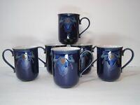 Denby England Baroque Flower Tea Coffee Mug 10oz
