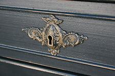 DIY shabby chic appliques key holes furniture appliques architectural mouldings