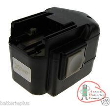 Batterie pour AEG type 2000/12 volts/BDSE 12t/bxs12/Best 12x/wbe2e 12