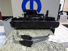 97-05 Jeep Wrangler TJ Fuel Gas Tank Skid Plate Cover & 2 Straps Mopar Genuine