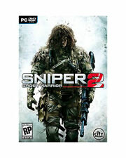 Brand New Sealed Sniper Ghost Warrior 2 PC 2013 Shooter Game DVD-ROM Mature