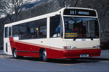 581015 Silcox Runs This Dennis Dart In The Tenby Area Of Wales UK A4 Photo Print