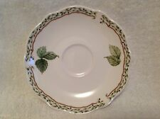 Noritake Primachina Royal Orchard Replacement Saucer Only!  # 9416 Beautiful!