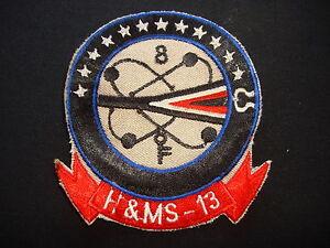 Vietnam War Patch USMC HEADQUARTERS & MAINTENANCE SQ 13