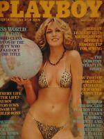 Playboy May 1981 Gina Goldberg Gabriella Brum    #2417