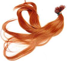 Indian Remy Extensions Echthaar Haarverlängerung great 50cm lenghts hell kupfer