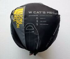 NEW The North Face Cat's Meow 20 Sleeping Bag Womens Heatseeker Mummy Camping