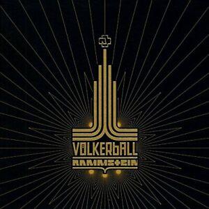 Rammstein Volkerball 4 CD