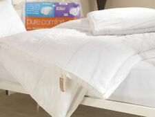 Cotton Blend Duvets Patternless 15 TOG Rating
