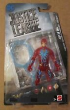 DC Justice League THE FLASH ELECTRO STRIKE ~ 6 Inch Figure ~ Mattel ~ NIP