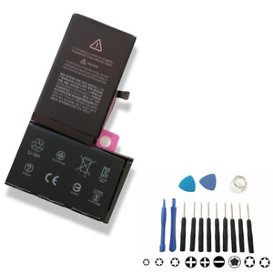 Akku für iPhone XS Max Power Battery Ersatz Batterie 3174mAh power + WerkzeugSET