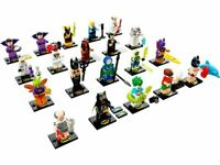 NEW LEGO SERIES 2 COMPLETE SET ALL 20 MINIFIGS minifigures 71020