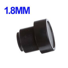 "1.8mm 170 Degree Wide Angle CCTV Lens 1/3"" and 1/4"" CCD Camera IR Board"
