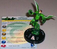 PARALLAX(HAL JORDAN SINESTRO GREEN LANTERN) #041 War of Light DC HeroClix Rare